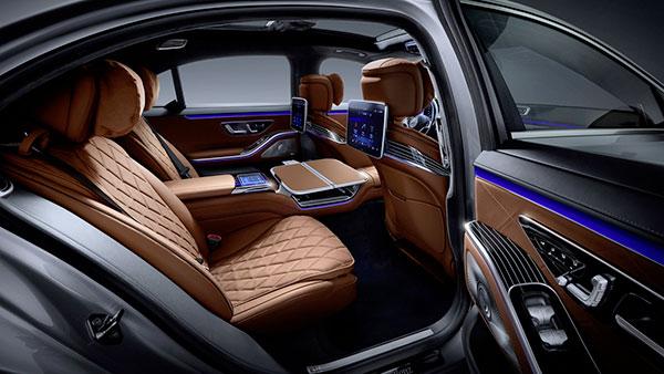 Classe-S-de-Mercedes-Benz---Sieges-Arrieres