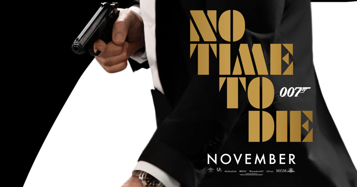 James-Bond - Mourir-peut-attendre-Couverture-Novembre