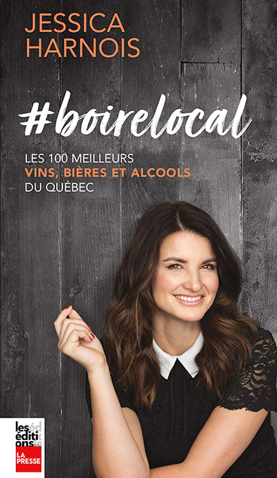 Jessica-Harnois-Sommelier Drink local