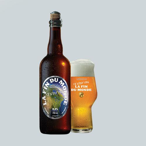 Ce-n'est-pas-la-Fin-Du-Monde--Bière La Désaltéra par Gentologie - Édition du 16 octobre 2020