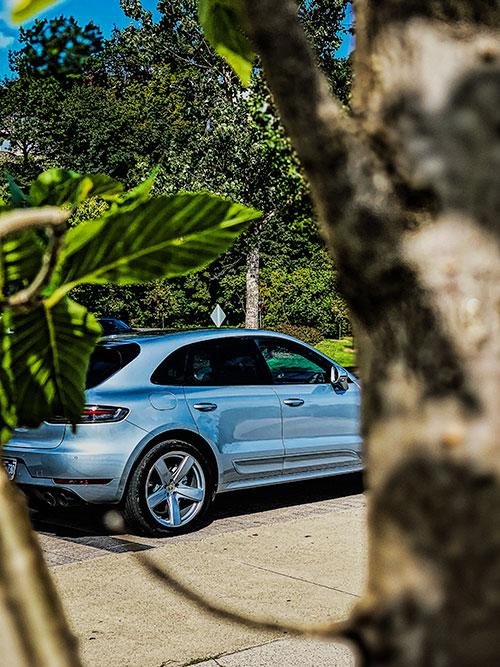 Le-Porsche-Macan-Turbo-Arbre