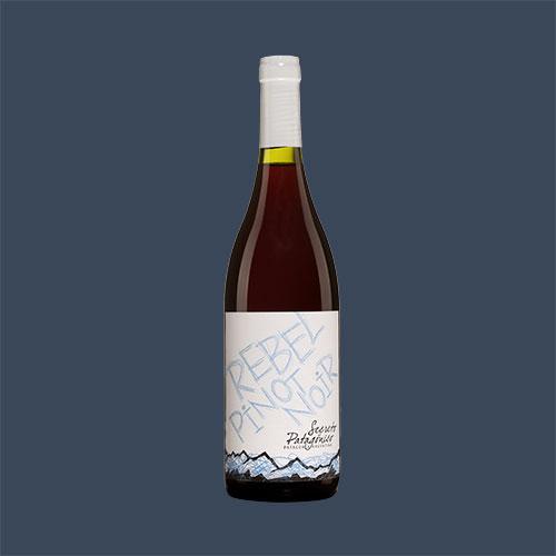 Rebel-Pinot-Noir-Vin La Désaltéra par Gentologie - Édition du 16 octobre 2020