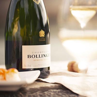 Champagne Bollinger-Special-Cuvée