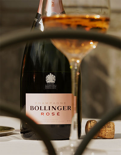 Champagne-Bollinger-Rose