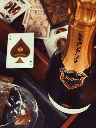 Champagne Bollinger 007
