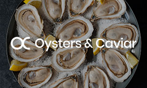 Oysters and Caviar - Partner
