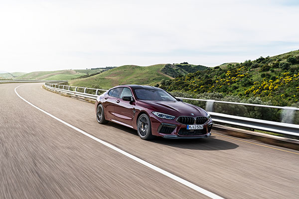 BMW-M8-Competition-Gran-Coupe---Front