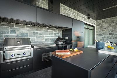 Cuisine-Extérieure-Station-Grill---BBQ