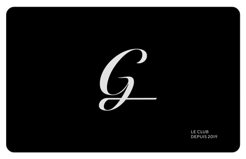 Le Club by Gentologie Card