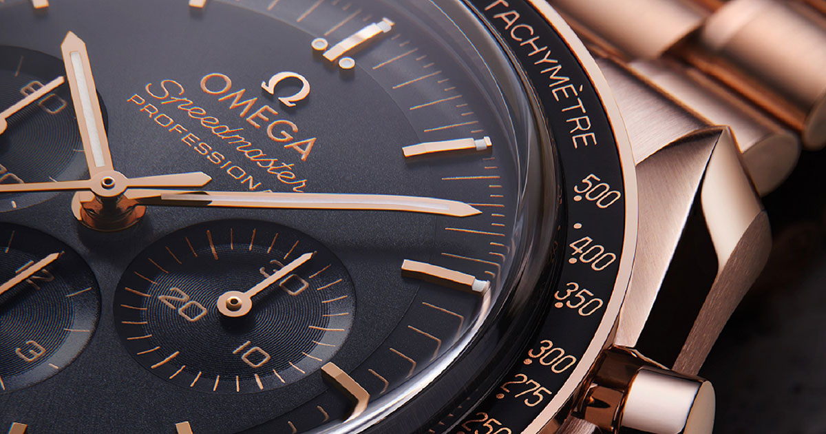 OMEGA Speedmaster Moonwatch---Cover