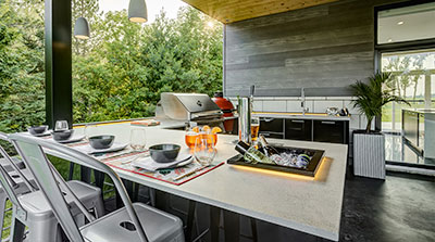 Outdoor-Kitchens-Station-Grill- Counter