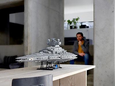 Star Wars' Imperial Star Destroyer