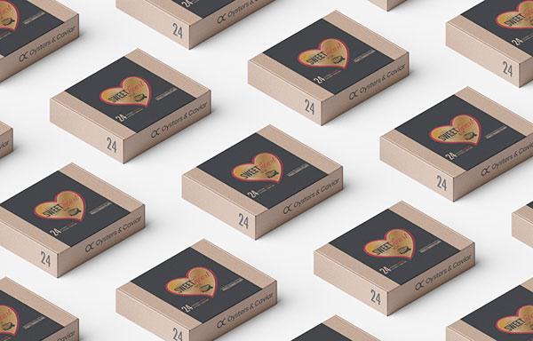 Coffret-Sweetheart-par-Oysters-and-Caviar Suggestions pour une Saint-Valentin Gourmande