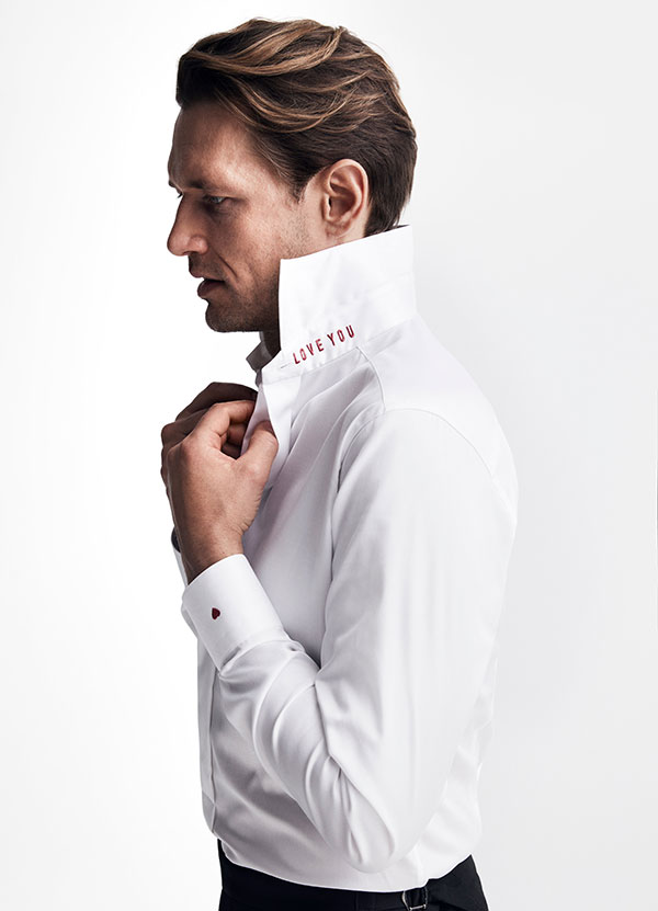 Eton-Valentine's Day Shirt---I-love-you---heart The best gentleman gifts for Valentine's Day