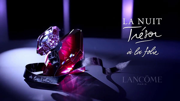 La-Nuit-Tresor-a-la-folie-by-Lancome - best ladies gifts for Valentine's Day