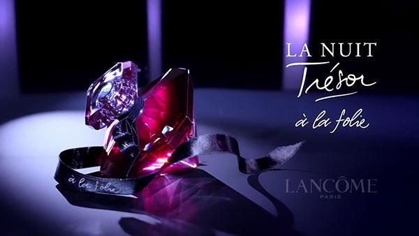 La Nuît Trésor de Lancôme - meilleurs cadeaux de Saint-Valentin pour Madame