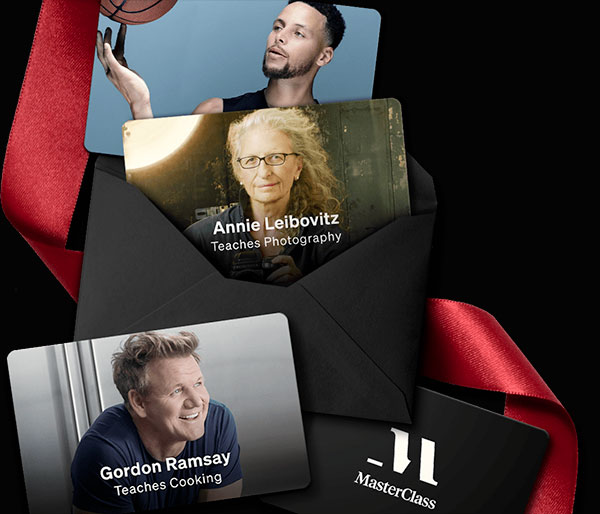 Masterclass-Gift The best gentleman gifts for Valentine's Day
