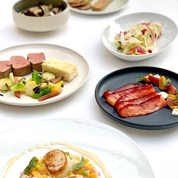Menu-Saint-Valentin-Maison-Boulud--Ritz-Carlton-Montréal - Suggestions pour une Saint-Valentin Gourmande