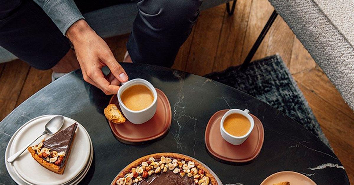 Nespresso----Gentleman of Coffee---Cover