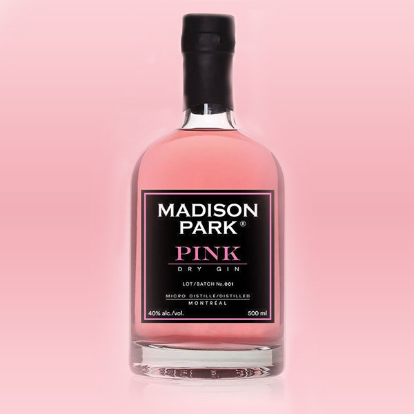 The-Madison-Park-Pink-Gin - Suggestions for a Gourmet Valentine's Day