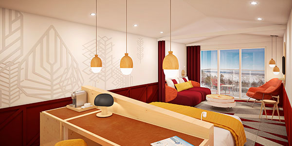 Club-Med-Quebec-Charlevoix---Chambre-Rouge