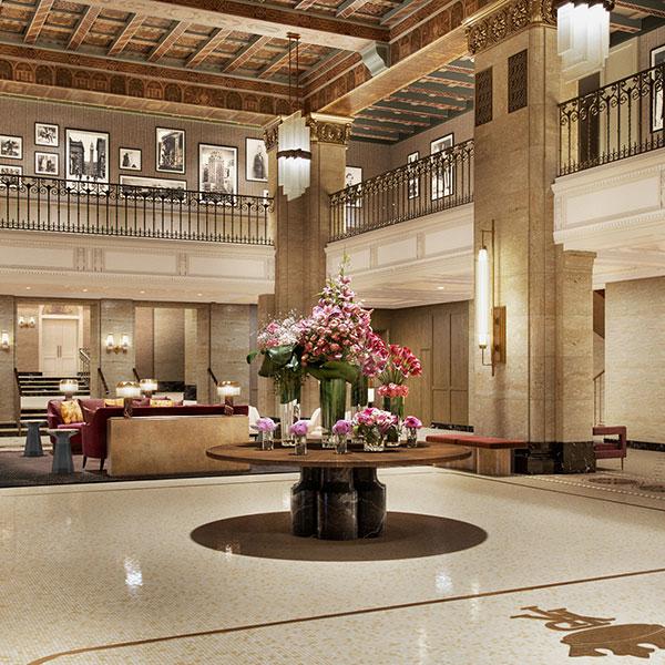 Fairmont-Royal-York---Lobby