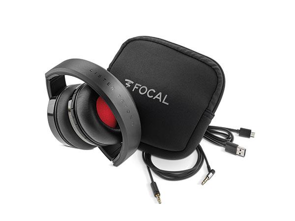 casque d'écoute FOCAL Listen Wireless - Accessoires