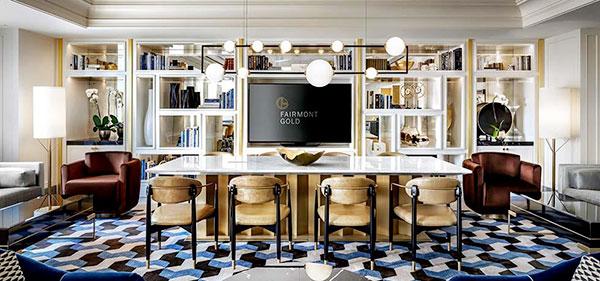 Le Fairmont Royal York - Lounge Fairmont Or