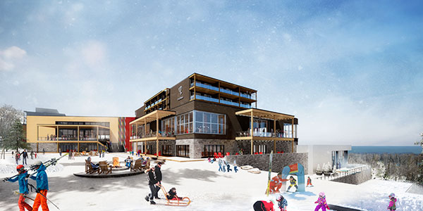 The-Club-Med-Quebec-Charlevoix---Exterior