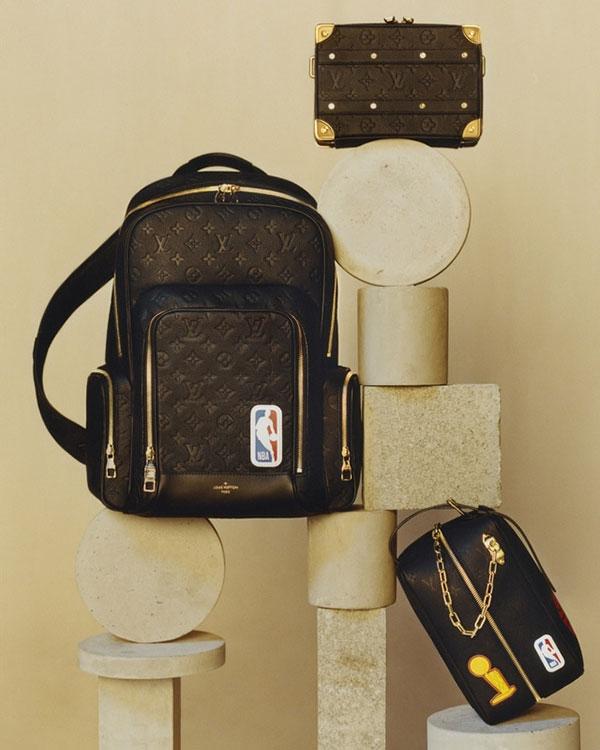Backpack-and-cloakroom-dopp-kit---LV-x-NBA
