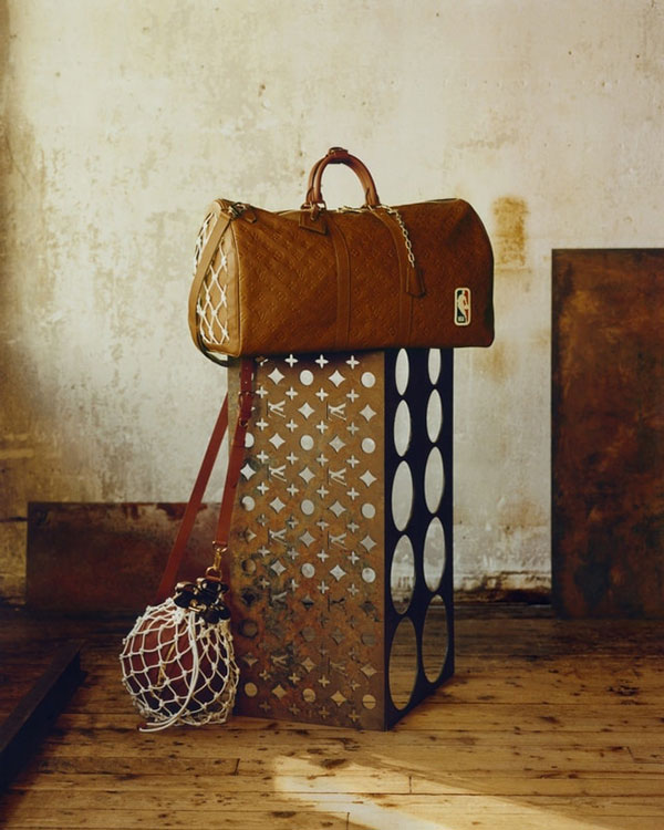 Ball-and-Keepall---LV-x-NBA - Everything for a luxurious Father's Day