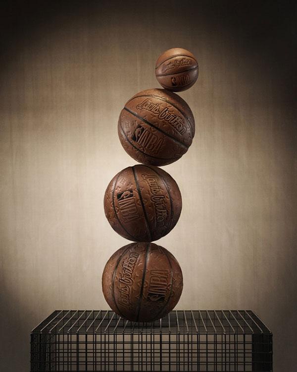 Basketballs---LV-x-NBA