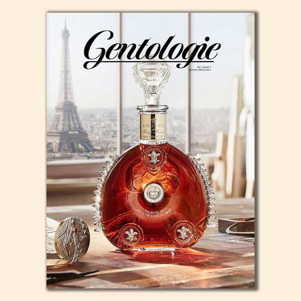 Cover-Gentologie-Magazine-Issue-7---Product - Everything for a luxurious Father's Day
