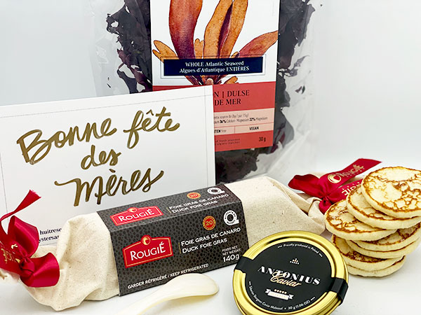 Gourmet- Experience Box-Mothers-Day- Oysters-and-Caviar