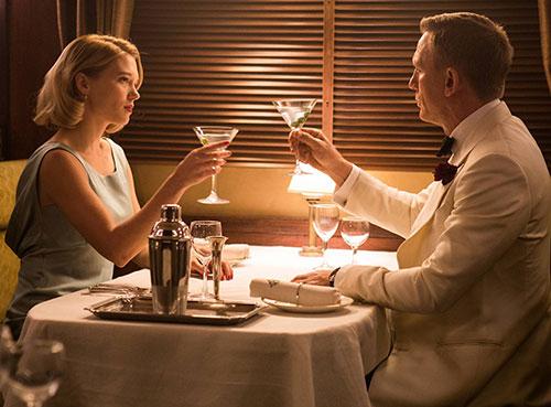 James-Bond---Spectre. - Les meilleurs films pour Gentlemen