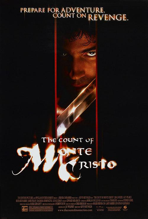 Le-Comte-de-Monte-Cristo - Les meilleurs films pour Gentlemen