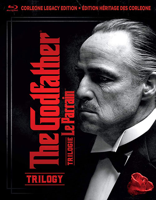 Trilogie---Le-Parrain - Les meilleurs films pour Gentlemen