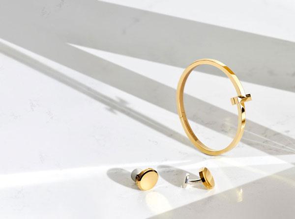 Cufflinks---Bracelet---Tiffany-1837-Makers