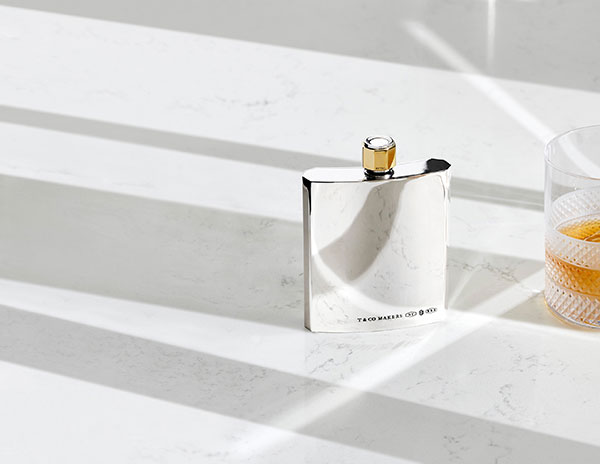 Flask-Tiffany-1837-Makers - Everything for a luxurious Father's Day