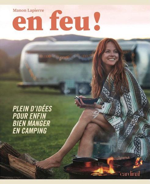 Manon-Lapierre---La-Petite-Bette---En-Feu-Book