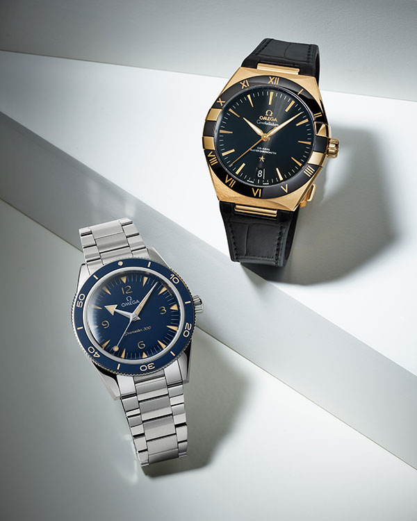 OMEGA-Duo-Constellation - Everything for a luxurious Father's Day