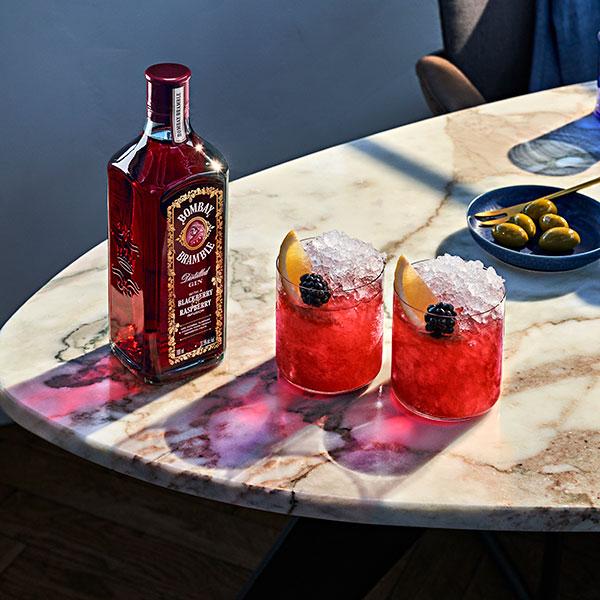 Cocktail-Bramble