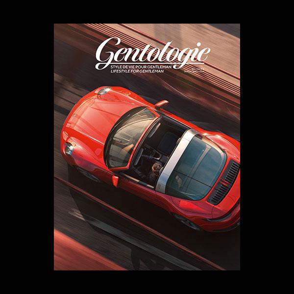 Cover Gentologie Magazine Issue 8 - Digital Edition