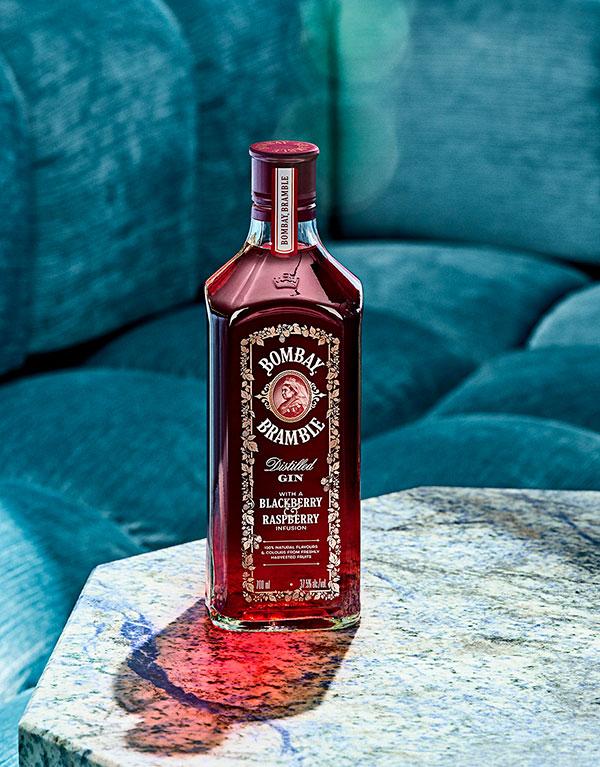 Gin-Bombay-Bramble